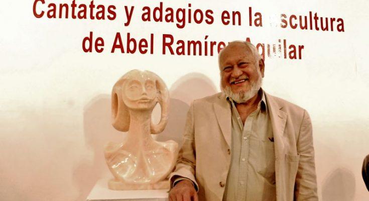INBAL inaugurá exposición escultórica de Abel Ramírez Aguilar