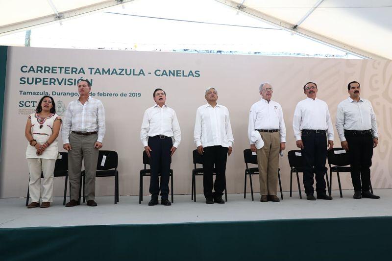 Se concluirá el Eje Interestatal de Sinaloa y Durango