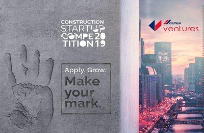 CEMEX apoyará startups en el sector de la construcción