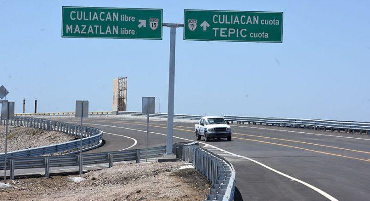 Ramal de acceso al aeropuerto de Mazatlán beneficiará a 450,000 personas