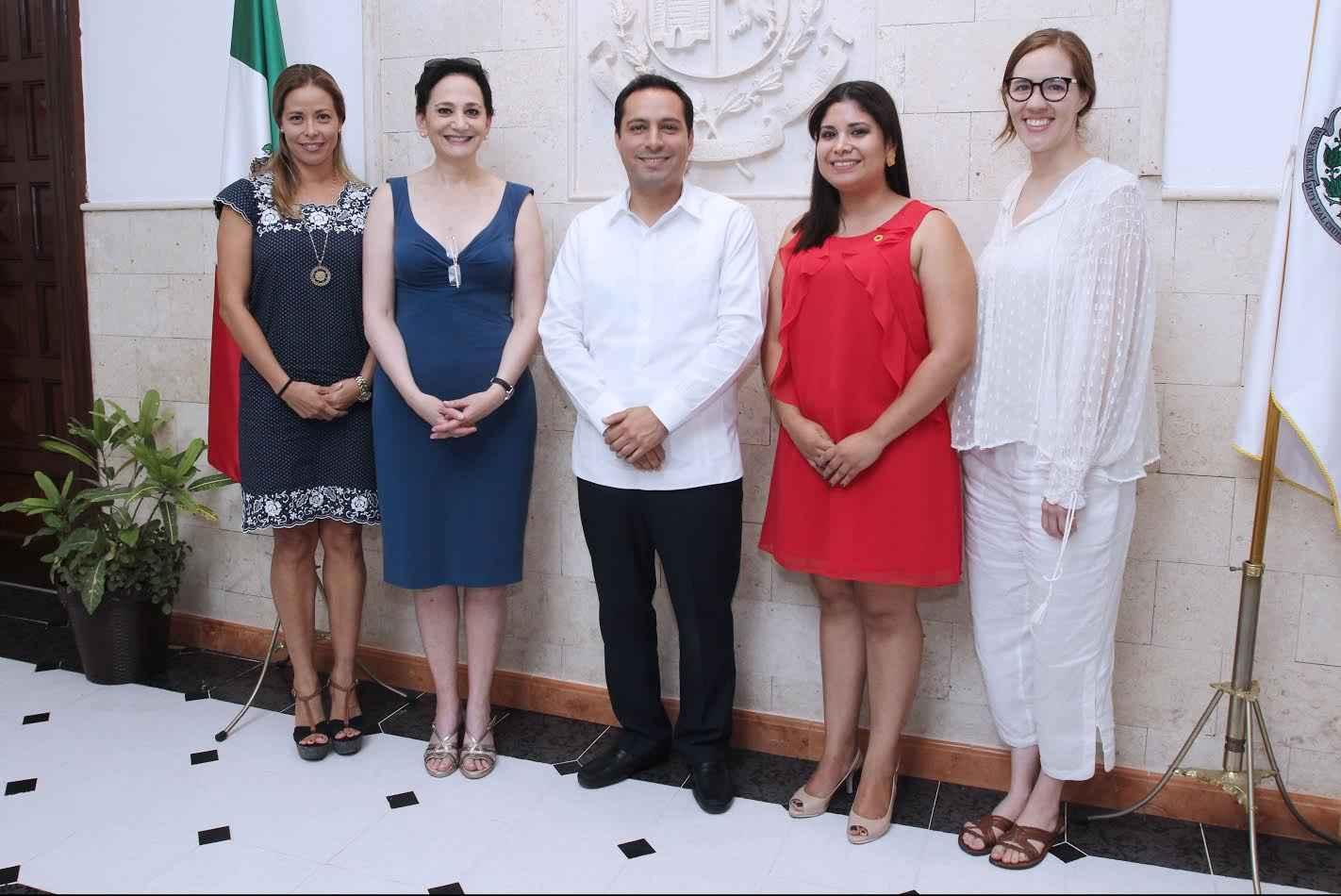 Mérida continúa con acciones a favor del medio ambiente