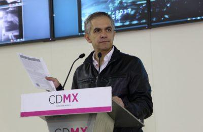 Avanza revisión de inmuebles en la Ciudad de México