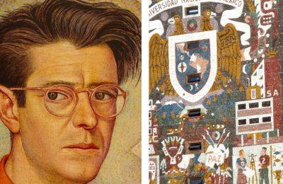Ofrecerán conferencia sobre el arquitecto y muralista Juan O'Gorman