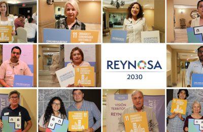 Mediante taller redactan una visión conjunta para el futuro urbano de Reynosa