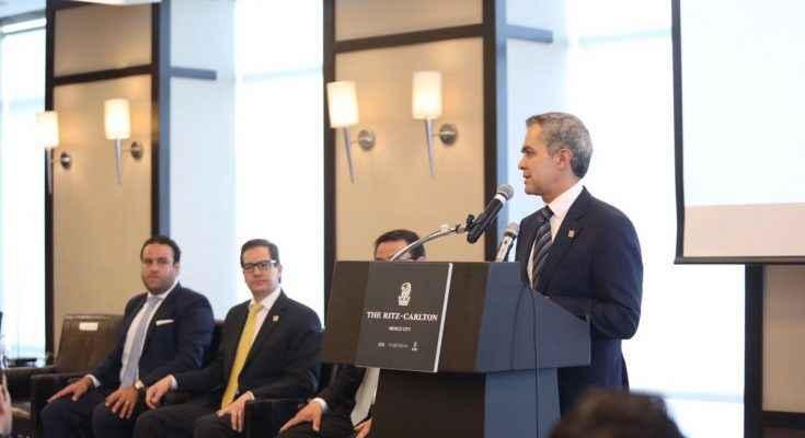 Ritz Carlton aterrizará en ciudad de México para el 2019