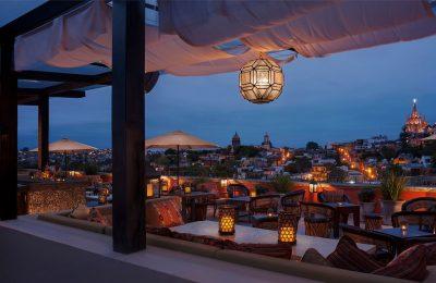 Hotel Rosewood San Miguel, entre los mejores de México