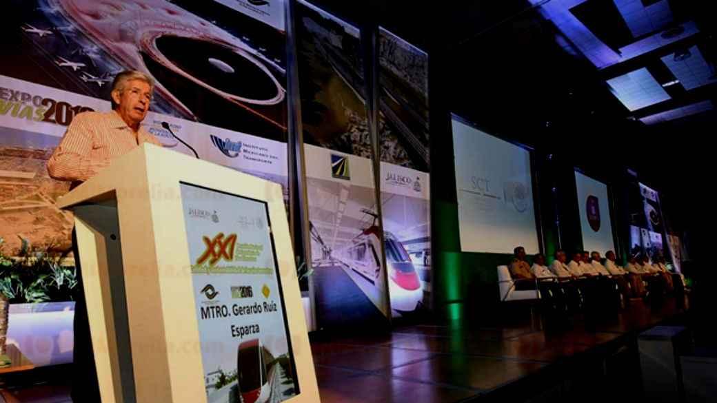 Se inaugura la XXI Reunión Nacional de Ingeniería y Vías Terrestres