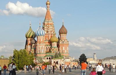 Moscú, sede mundialista con construcciones históricas
