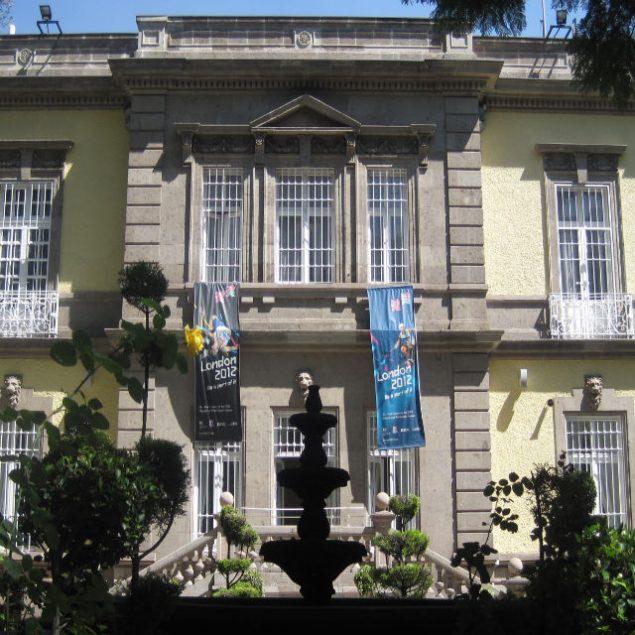 En venta la emblemática sede de la Embajada Británica en México