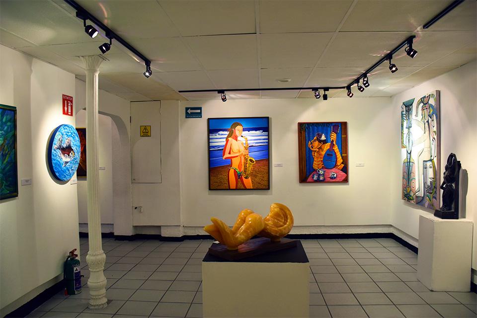 Salón de la Plástica Mexicana, 70 años de apoyar la expresión artística