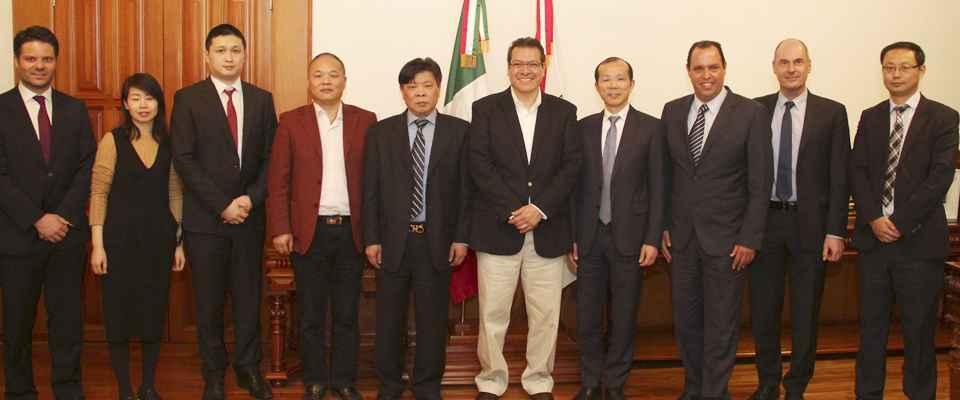 Establecerán planta en Huamantla para industria automotriz