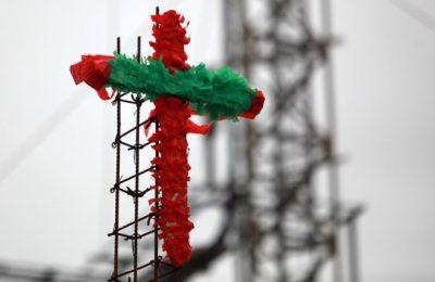Día de la Santa Cruz en México