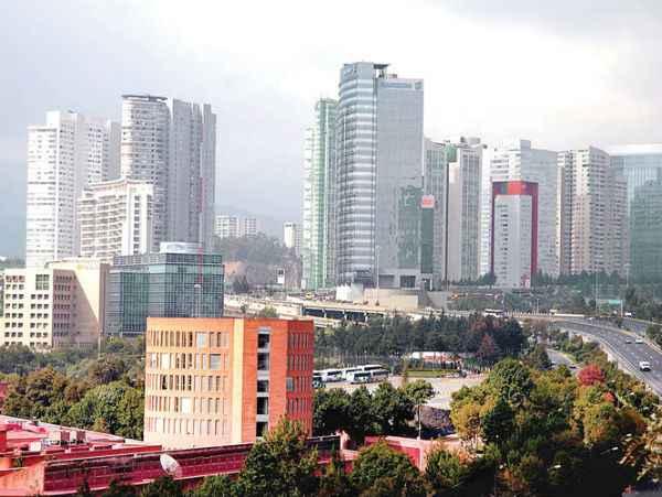 Santa fe es considerada como zona 3d portal for Casas de diseno santa fe
