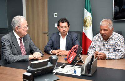 SCT apoya infraestructura vial en municipios de Guerrero