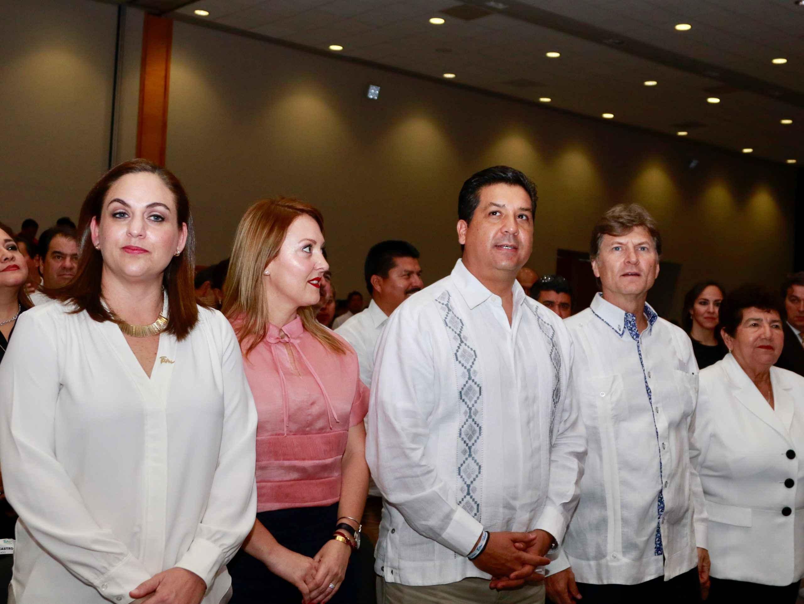Llevan programas federales de turismo a Tamaulipas