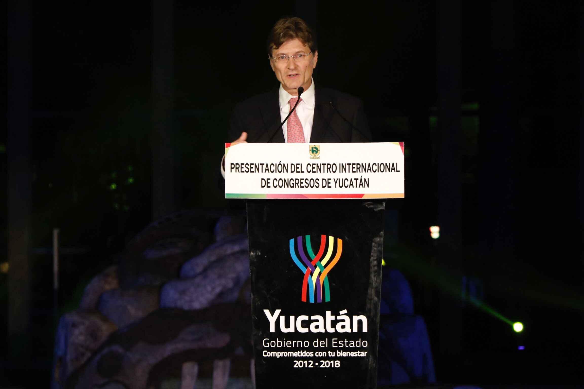 Turismo de congresos es oportunidad para el país: Sectur