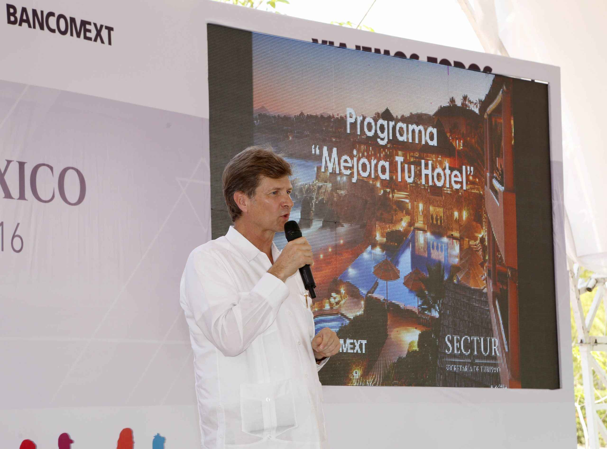 Sectur mejora industria hotelera nacional