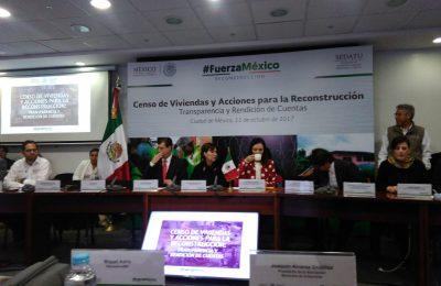 Reportan 121,701 viviendas con afectación en Chiapas y Oaxaca