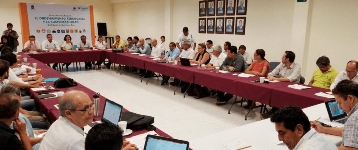 SEDUVI promueve sustentabilidad en Quintana Roo