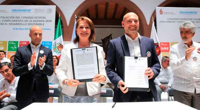 Sinaloa comprometido con la Agenda 2030