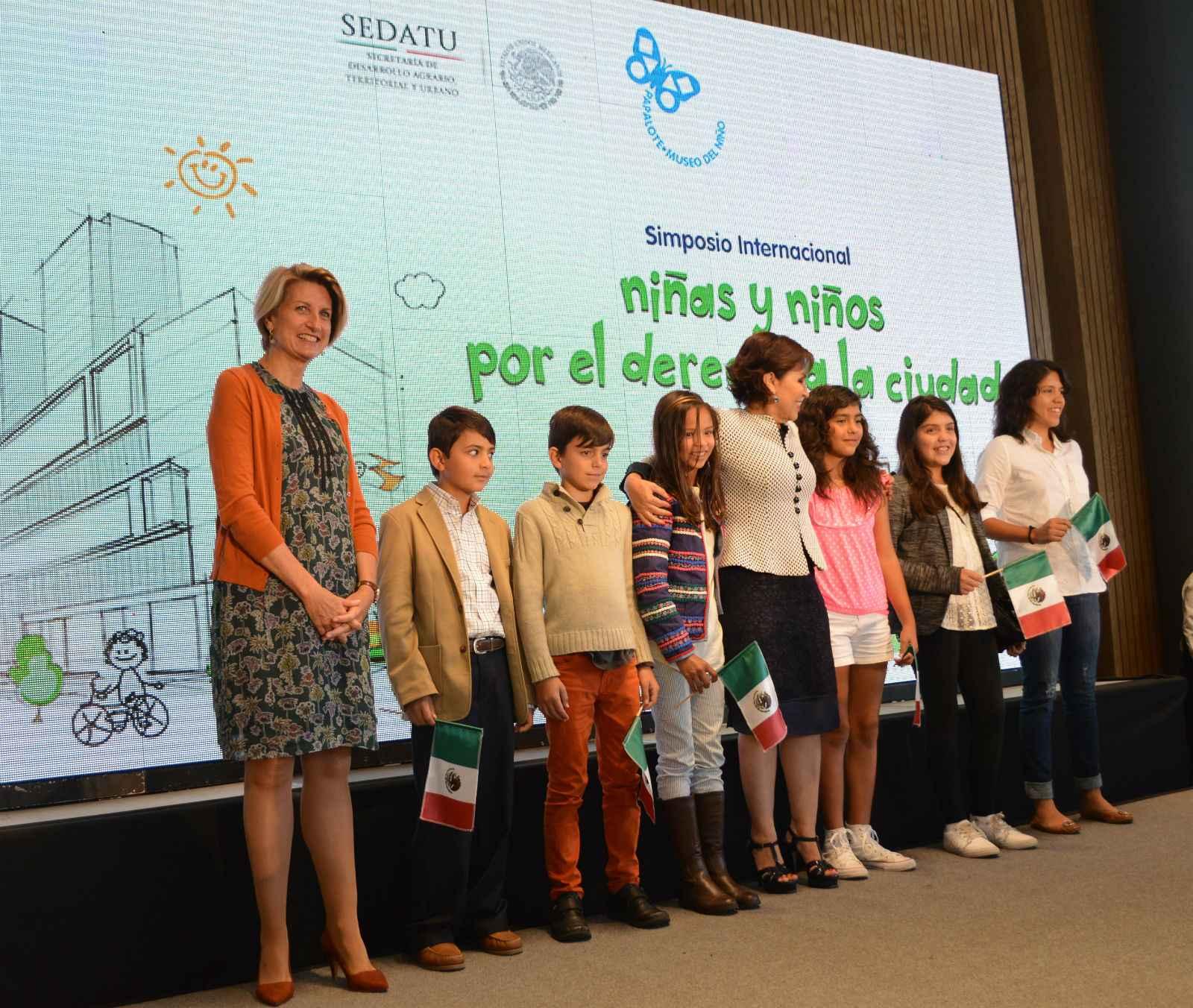 Promueven el derecho de los niños a la ciudad