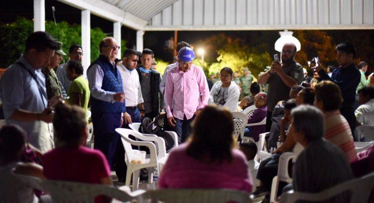 Termina rescate de personas en Morelos
