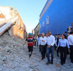 Puebla registra afectaciones en 18 municipios