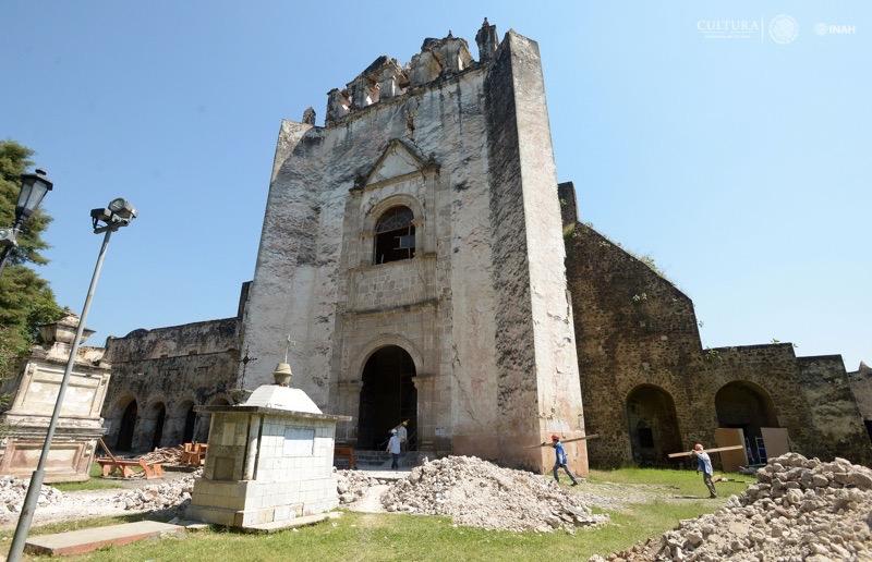 Plantean estrategias para la reconstrucción del patrimonio histórico