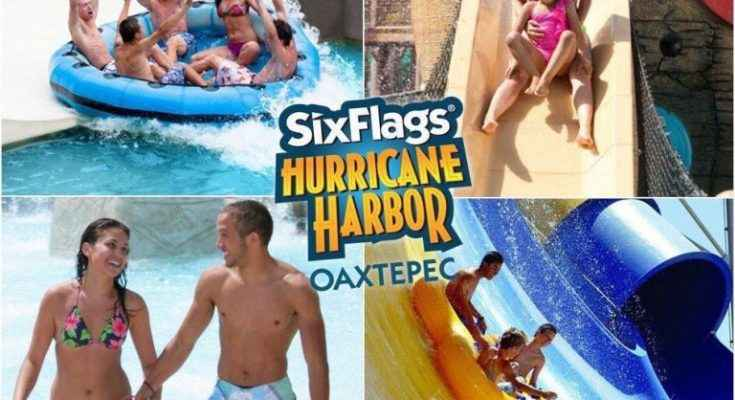 Confirman apertura de Hurricane Harbor Oaxtepec en 2017
