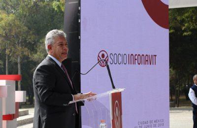 Presentan Socio Infonavit para tener beneficios comerciales