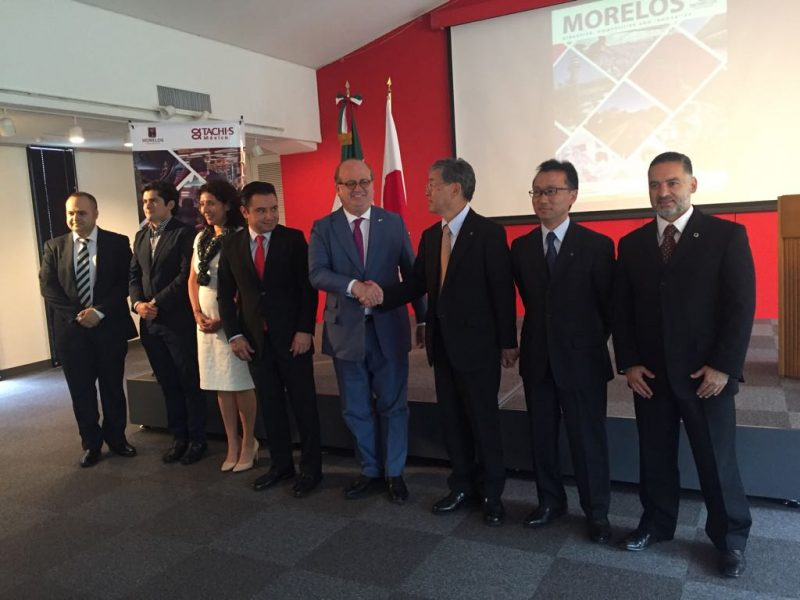 Corporativo Tachi-s instalará planta en Jiutepec