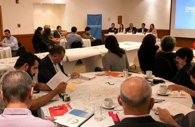 ONU-Hábitat realiza taller CPI Extendido en Monterrey