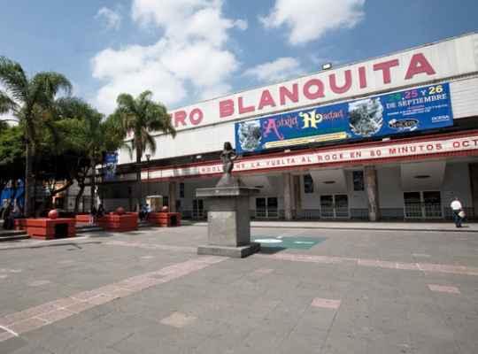 Teatro Blanquita es declarado Patrimonio Cultural Urbano de la CDMX