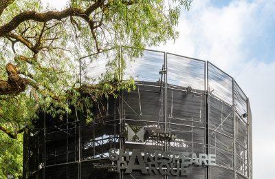Con luz natural se ilumina el teatro isabelino de la CDMX
