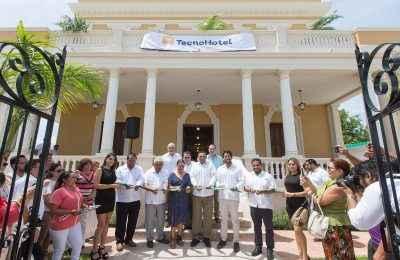 Tecno Hotel inauguró hotel en Progreso, Yucatán