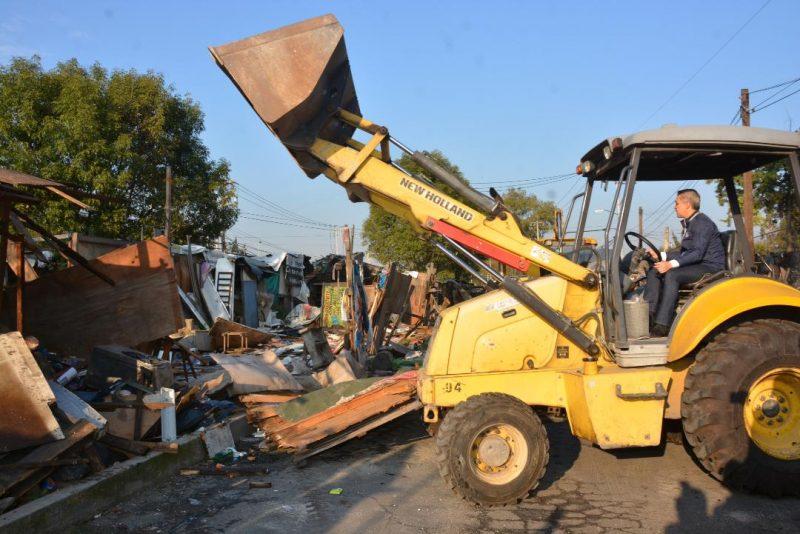 Construirán viviendas para familias de Iztapalapa