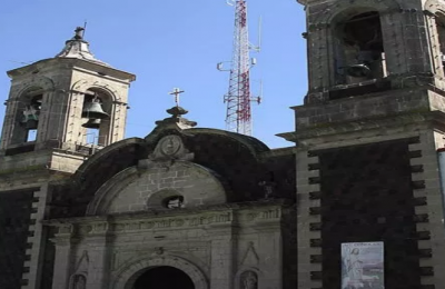 Continúa rehabilitación de templos en CDMX luego del sismo de 2017