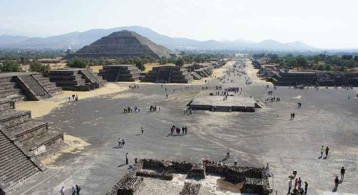 Esta semana reabrirá parcialmente la Zona Arqueológica de Teotihuacán