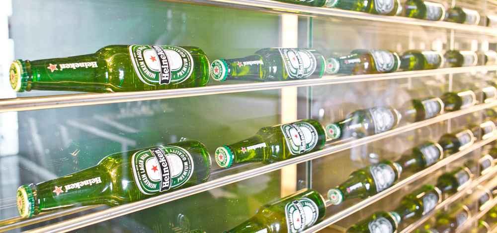 Heineken y Aeroméxico ofrecen nueva terraza