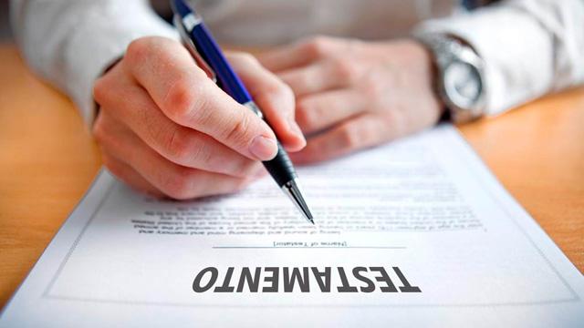Brindar el testamento es un ahorro a futuro: notario