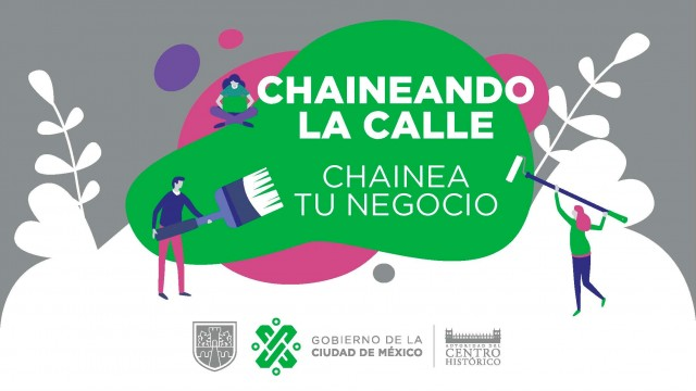 Buscan participación ciudadana para eliminar grafiti del Centro Histórico CDMX