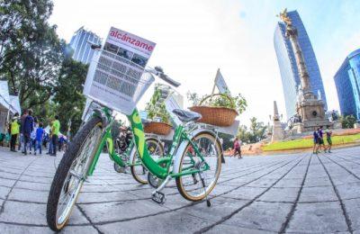 Llevan educación ambiental sobre ruedas