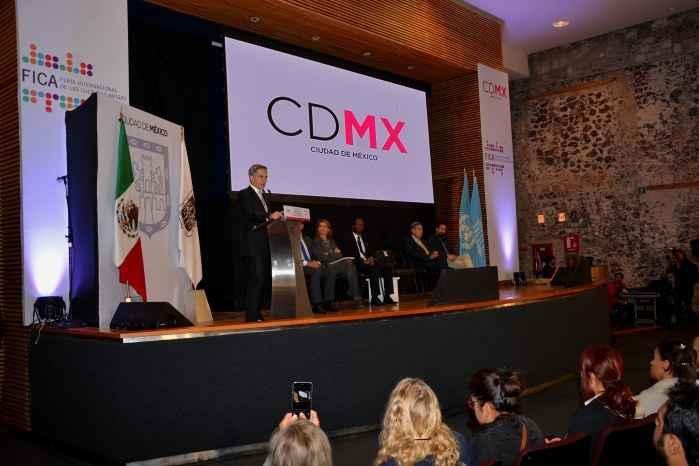 El Zócalo de la CDMX y la Plaza Santo Domingo recibirán a la FICA 2017