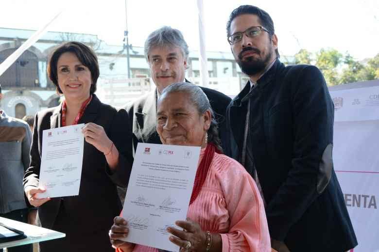 CDMX tendrá un Centro Cultural y Artesanal Indígena