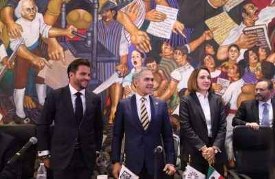 Secretaría de Salud, Sedatu y SCT se integran a trabajos de la Comisión Ambiental de la Megalópolis