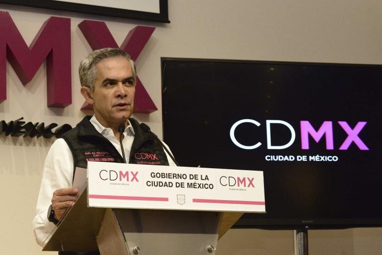 GCDMX presenta el programa 'Reconstruyendo Familias'