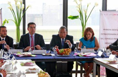 Dan seguimiento de proyectos para el Fondo Metropolitano 2018