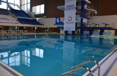 GDCDMX reinauguró alberca del Complejo Olímpico México 68