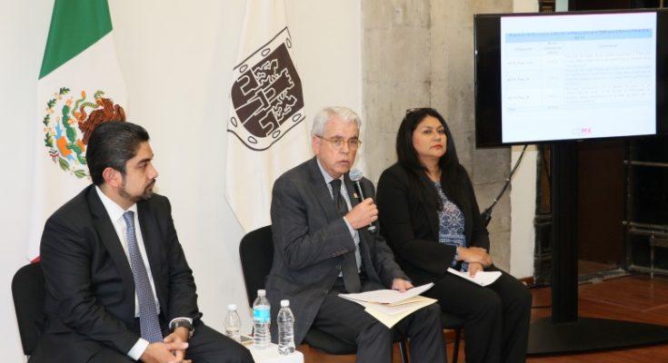Comisión para la Reconstrucción, Seduvi y Sefin transparentan recursos