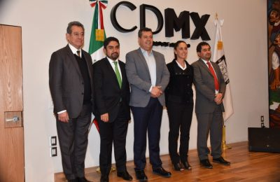 Transición de gobierno trabajará por la reconstrucción CDMX